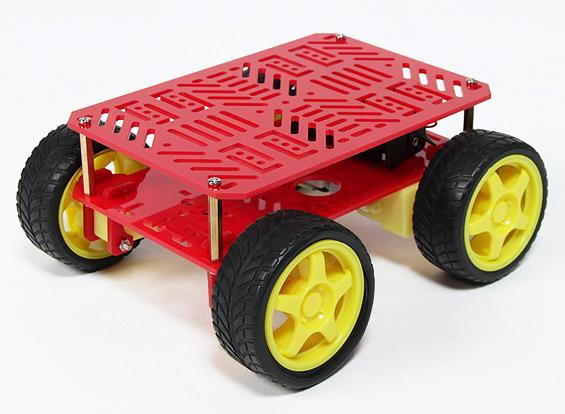 4WD_RobotBase